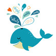 Whale in love - 76031316