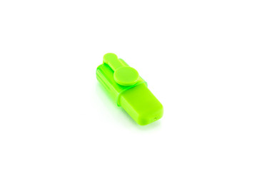 Green Highlighters