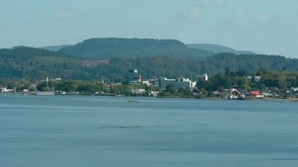 Rotorua waterfront - New Zealand