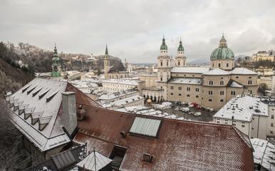 Salzburg town, Austria, Europe