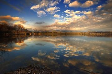 Lago di Ragogna(italia)