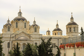 The Trinity Cathedral of a Russian Ecclesiastical Mission