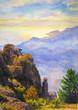Постер, плакат: Вид с вершины
