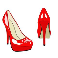 Scarpe e moda Numero 007