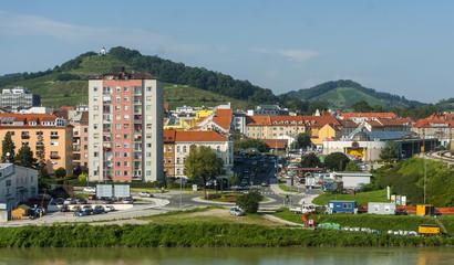 Maribor town, Slovenia