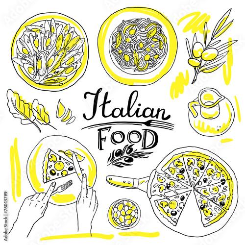 italian food © bagira_87