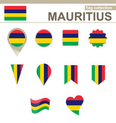 Mauritius Flag Collection
