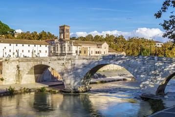 Pons Cestius, Rome