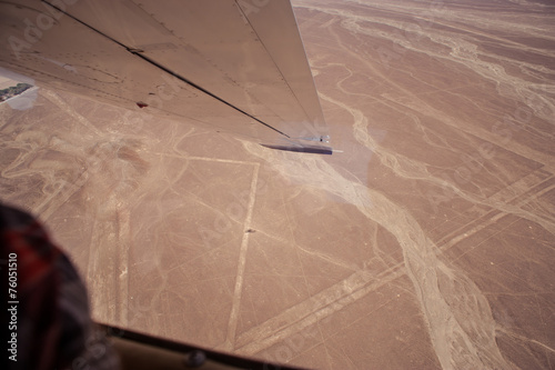 Nazca Lines and geoglyphs - 76051510