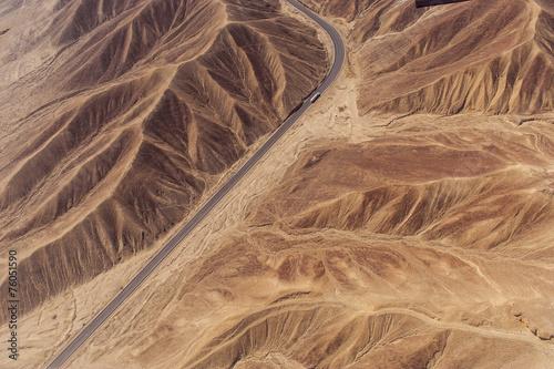 Keuken foto achterwand Gletsjers Nazca Lines and geoglyphs