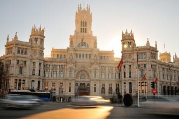 Puerta de Alcala Madrid España