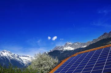 Fotovoltaico in montagna