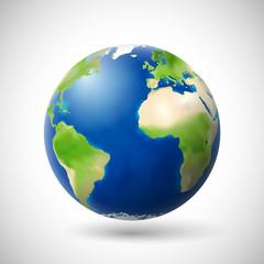 Terre vectorielle 1