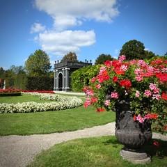 Gardens in Vienna