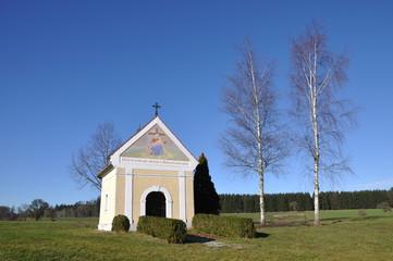 Kapelle bei Sankt Peter in der Au