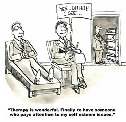 Therapy from Robot