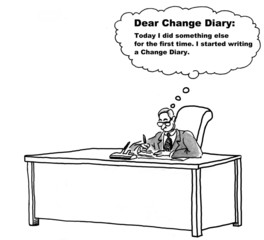 Change Management:  Day One