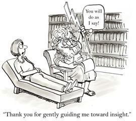 Demanding Therapist