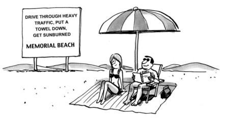 Memorial Beach