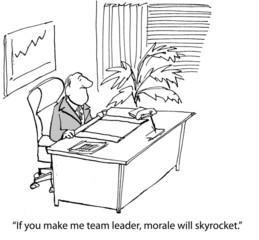 Build Team Morale