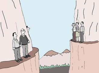 A Gap in Communication