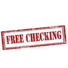 Free Checking-stamp