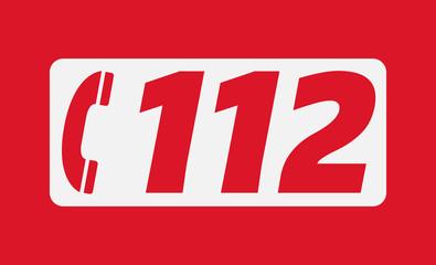 112 - Numéro d'urgence Européen