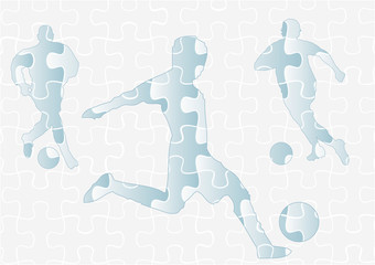 puzzle calcio