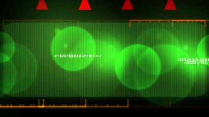 green data background 4k
