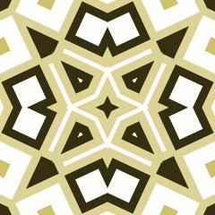 Abstract seamles star pattern texture