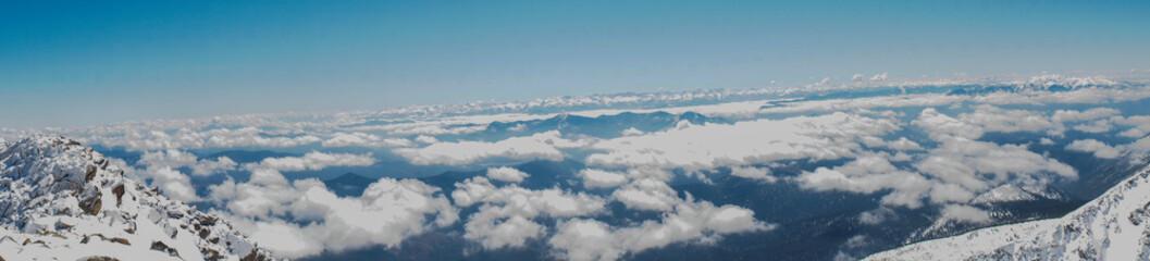 Горы  Западного Саяна
