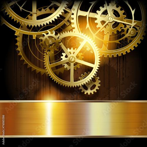 Fototapeta Technical background