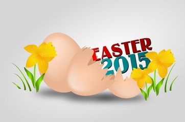 Easter 2015 background