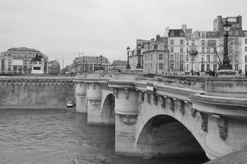 Bridge Pont Neuf across the Seine