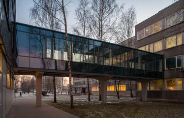 Design center of Riga Technical University.
