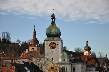 Altstadt Stadtzentrum Waidhofen an der Ybbs