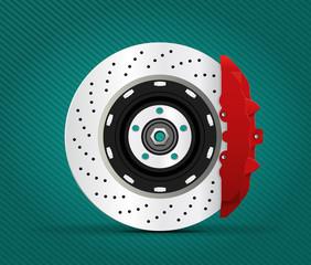 Car part - brake