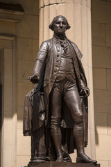 New York Federal hall Memorial George Washington