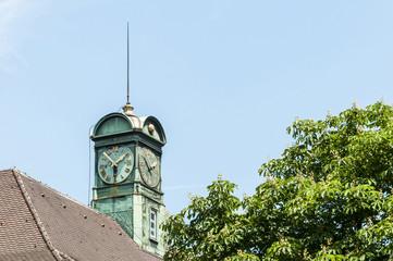 New Town Hall  in Esslingen am Neckar, Germany