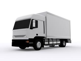 Kleiner Lastwagen