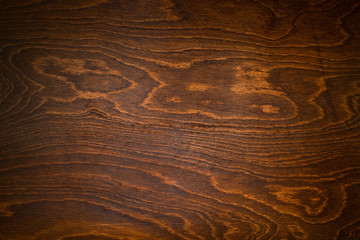 wood texture of  brown color close up