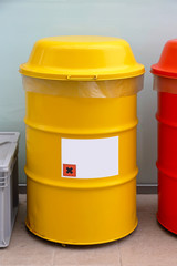 Yellow barrel