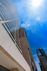 Manhattan New York city Las Americas 6th Av