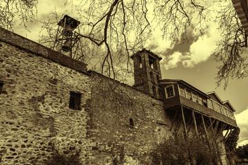 Saint George monastery, Greece