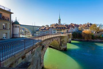 Nydeggbrücke in Bern