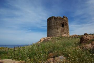 Isola Rossa (SS) Torre aragonese