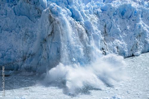 Foto op Aluminium Gletsjers Perito Moreno-Argentina