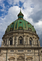 Kuppel Marmorkirche