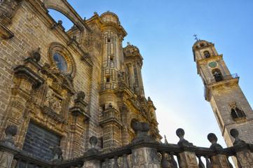 Catedral de Jerez de la Frontera, Cádiz, España