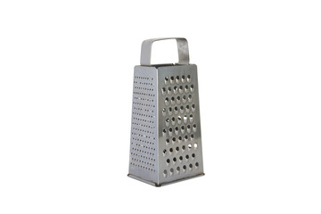 grater for vegetables isolated on a white background